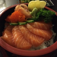 Photo taken at Ai Sushi by N. W. on 12/22/2014