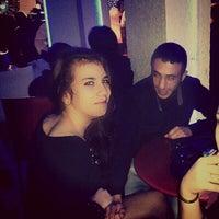 Photo taken at Beyaz Restaurant Bar by Bensu K. on 3/21/2015