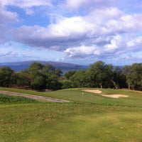 Photo taken at Makena Golf Club by Andrew M. on 2/17/2013