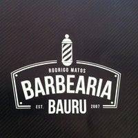 Photo taken at Barbearia Bauru by Marcelo R. on 8/5/2013