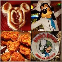Goofy\'s Kitchen - American Restaurant in Anaheim