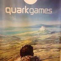 Photo taken at Quarkgames by Barg U. on 7/25/2013