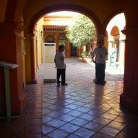 Photo taken at Casa Museo José Alfredo Jiménez by Christian Jonathan A. on 4/1/2012