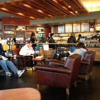 Photo taken at Starbucks by Amber S. on 1/19/2013