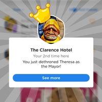 รูปภาพถ่ายที่ The Clarence Hotel โดย Andrew R. เมื่อ 8/9/2018