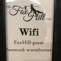Photo taken at Fox Hill Country Club by Andrew R. on 7/9/2017