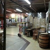 Photo taken at Sprecher Brewery by Adam M. on 12/31/2012