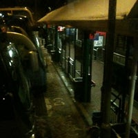Photo taken at Gloucester Green Bus Station by Athan R. on 1/18/2013