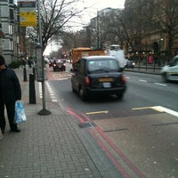 Photo taken at Marylebone Station Bus Stop P by Athan R. on 1/7/2013