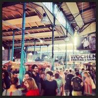 Foto tirada no(a) Markthalle Neun por Bernd K. em 6/6/2013