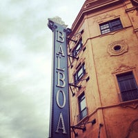 Foto scattata a The Balboa Theatre da Bailey C. il 10/18/2012