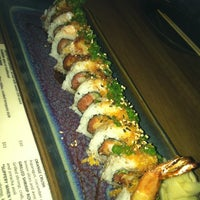 Photo taken at Sushi On The Rock by June P. on 12/8/2012