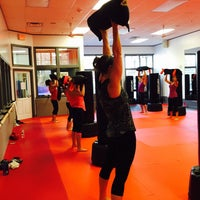 Photo taken at Torched Kickboxing and Fitness Center by Tiffany C. on 9/1/2015