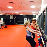 Photo taken at Torched Kickboxing and Fitness Center by Tiffany C. on 9/15/2015