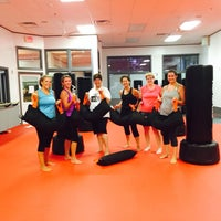 Photo taken at Torched Kickboxing and Fitness Center by Tiffany C. on 9/9/2015