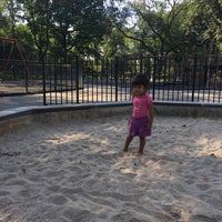 Photo taken at Central Park - 96th Street Playground by Ximena D. on 7/15/2016