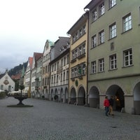 Photo taken at Feldkirch by Tom S. on 9/30/2012