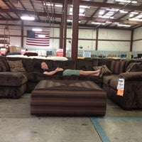 Photo taken at Louisville Furniture Store by Jason H. on 6/30/2013