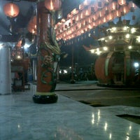 Photo taken at Vihara Sian Djin Kupoh by Febe W. on 1/25/2013