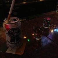 Photo taken at Nomad World Pub by Jennifer J. on 6/17/2013