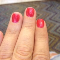 Photo taken at 2Q Nails by Nancy L. on 9/13/2014