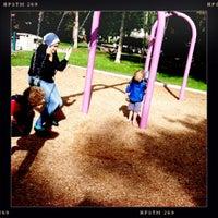 Photo taken at Mountain View Park by Junkyard S. on 12/9/2012