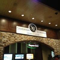 Photo taken at Silverton Casino Hotel by Nobutaka W. on 3/25/2013