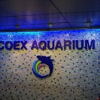 Photo taken at COEX Aquarium by Hyeonju L. on 6/27/2013