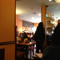 Photo taken at Sweet Melissa Patisserie by Cameron on 3/16/2013