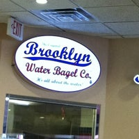 Photo taken at The Original Brooklyn Water Bagel Co. by Cynthia S. on 11/2/2012
