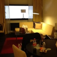 Photo taken at Four Points By Sheraton Sihlcity - Zurich by Atthapong S. on 11/6/2012