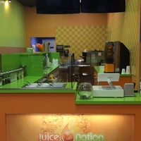 Photo taken at Juice Nation by Courtney M. on 12/10/2014