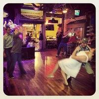 Photo taken at Whiskey Bent Saloon by Nicholas B. on 4/22/2013