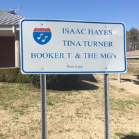 Photo taken at Rest Area — I-40 WB by Preston H. on 2/27/2016