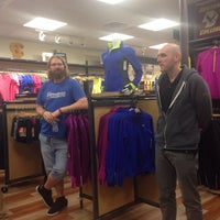 Photo taken at Greater Boston Running Company by Nicole F. on 10/22/2014