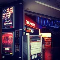 Photo taken at Cinema City by Zsolt B. on 8/11/2013