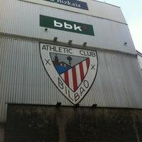 Foto tomada en Estadio de San Mamés por Juan I. el 11/13/2012