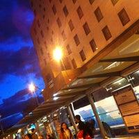 Photo taken at Donostia | San Sebastián Bus Station by Juan I. on 12/21/2012