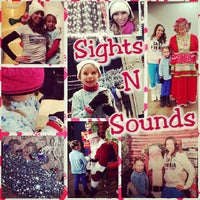 Photo taken at Sights & Sounds of San Marcos by Harmoney V. on 12/9/2013