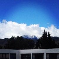 Photo taken at Colegio Oviedo Schonthal by Edgar L. on 5/5/2016