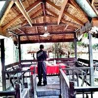 Photo taken at Puncak Mutiara Cafe by Fendi O. on 10/20/2012