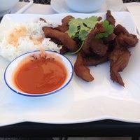 Photo taken at D'Anna Thai Kitchen by Louis C. on 5/3/2013