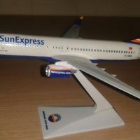 Photo taken at SunExpress Line Maintenance by Can K. on 11/4/2015