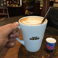 Photo taken at Caffè Nero by Carlos d. on 3/31/2014
