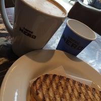 Photo taken at Caffè Nero by Carlos d. on 4/23/2014