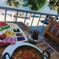 Photo taken at Baska cafe by Yagmur G. on 9/1/2015