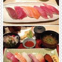 Photo taken at うまい鮨勘 堺北花田支店 by Nismoke on 11/2/2013