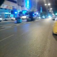 Photo taken at Avenue 14 Janvier by Kharrat I. on 10/31/2015