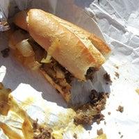 Foto scattata a Dalessandro's Steaks and Hoagies da Brad W. il 10/18/2012