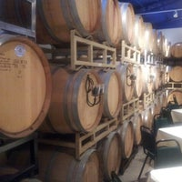 Photo taken at LightCatcher Winery & Bistro by Charlie B. on 11/18/2012